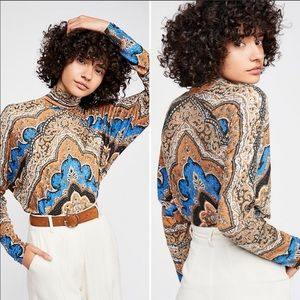 Free People Chase Me Top